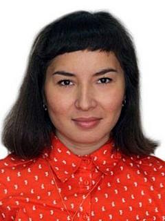 Садыкова Дамира Сайдулаевна