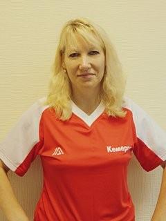Рубанова Ольга Алексеевна