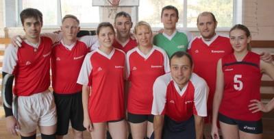 Команда «Кузбассэнергосбыт»