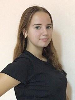 Токарева Елизавета Игоревна