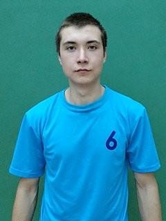 Уфимцев Максим Сергеевич