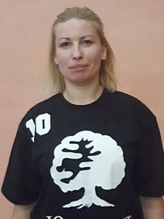 Мордашова Ирина Юрьевна