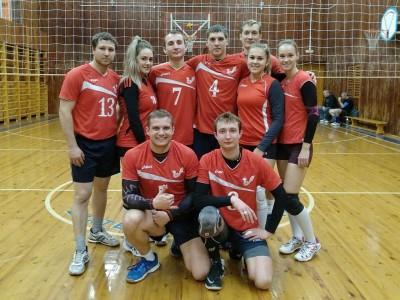 Команда «ВК Швейка»