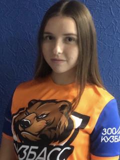 Фролкина Елизавета Юрьевна